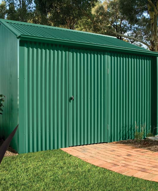Metal Roofing For Shed Walls Foil Bubble Insulation On A