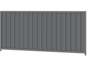 1200mm High Fence Panel